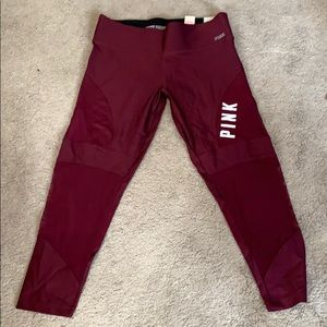 Brand New Pink VS Ultimate Ankle Legging